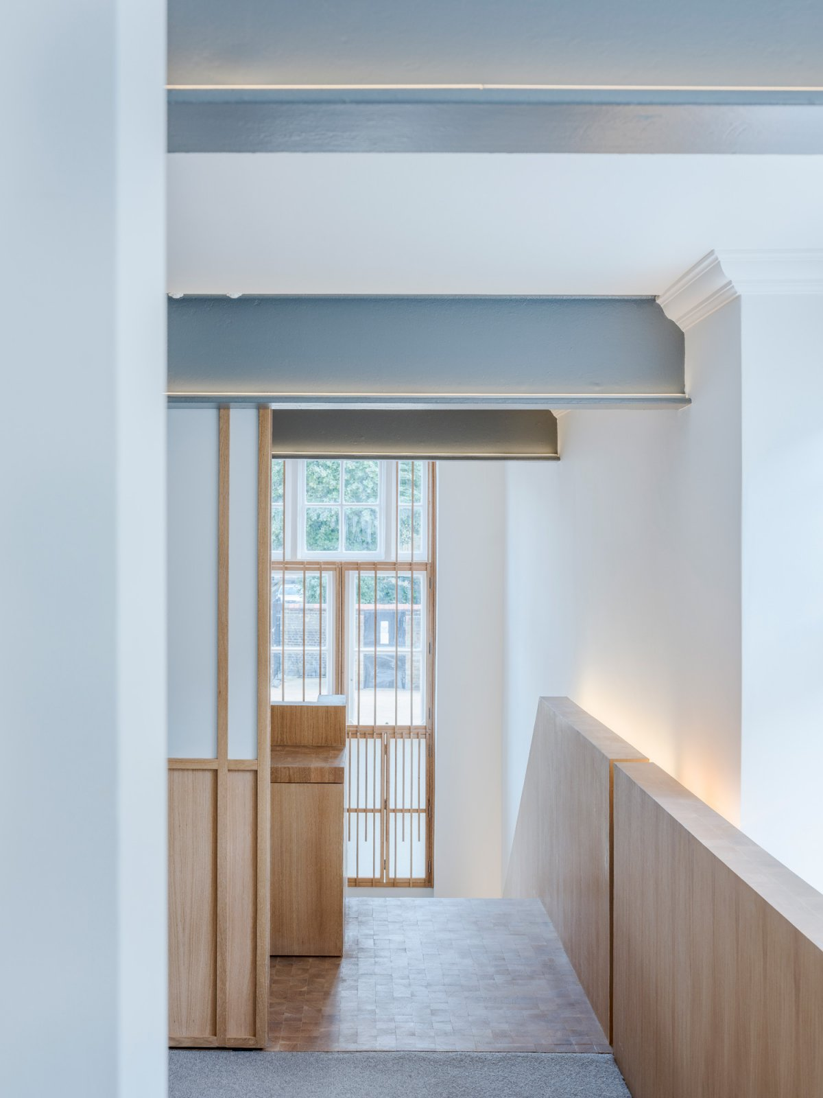 London Apartment Designed by Coffey Architects