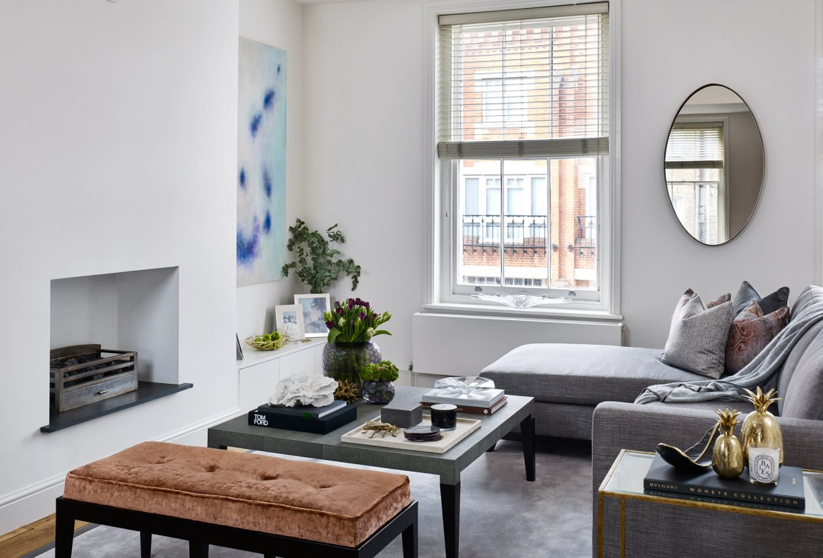 Chelsea Apartment Designed by Elicyon