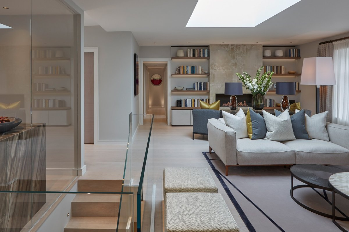 Notting Hill Penthouse Designed by Laura Hammett
