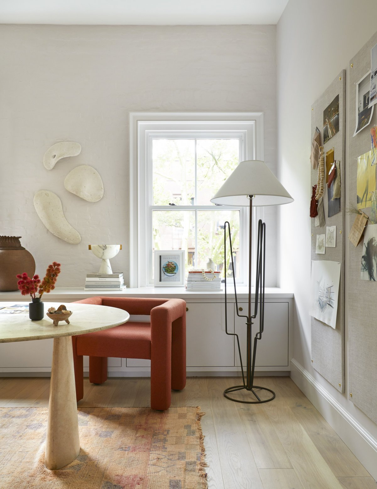 Brooklyn Townhouse design by Athena Calderone