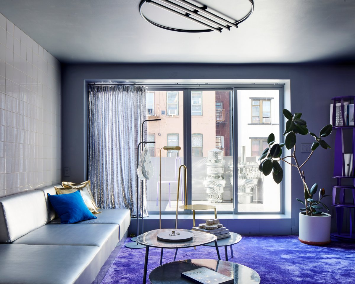 Harry Nuriev's New York Home Designed by Crosby Studios