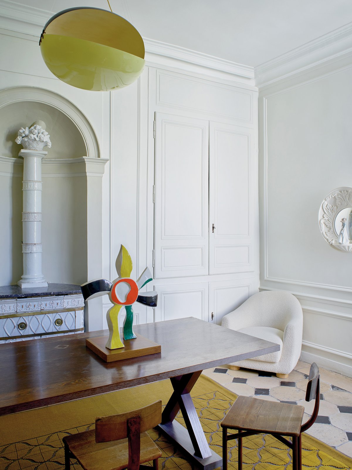 The Home of French Designer Charles Zana