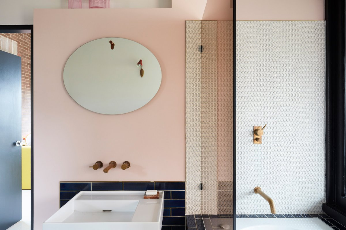 Polychrome House Design by Amber Road