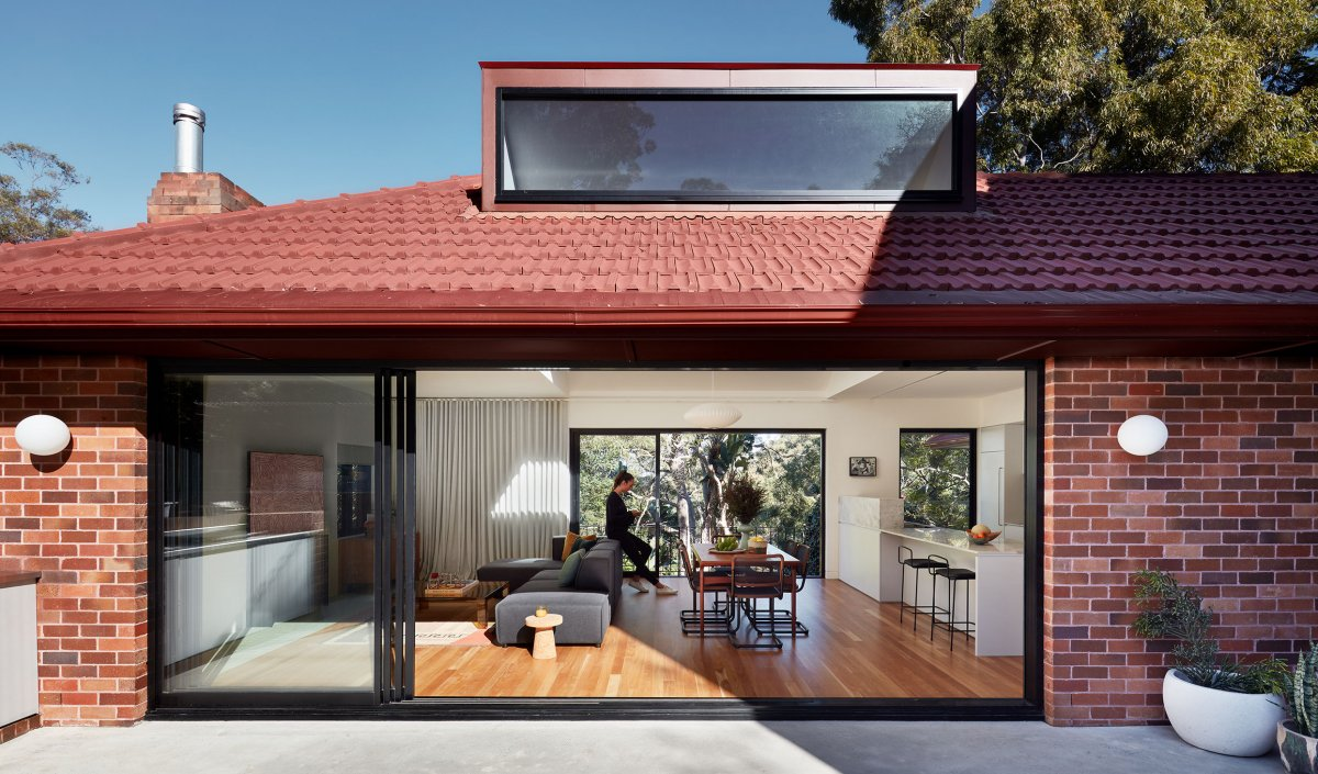 Lane Cove House Designed by Those Architects