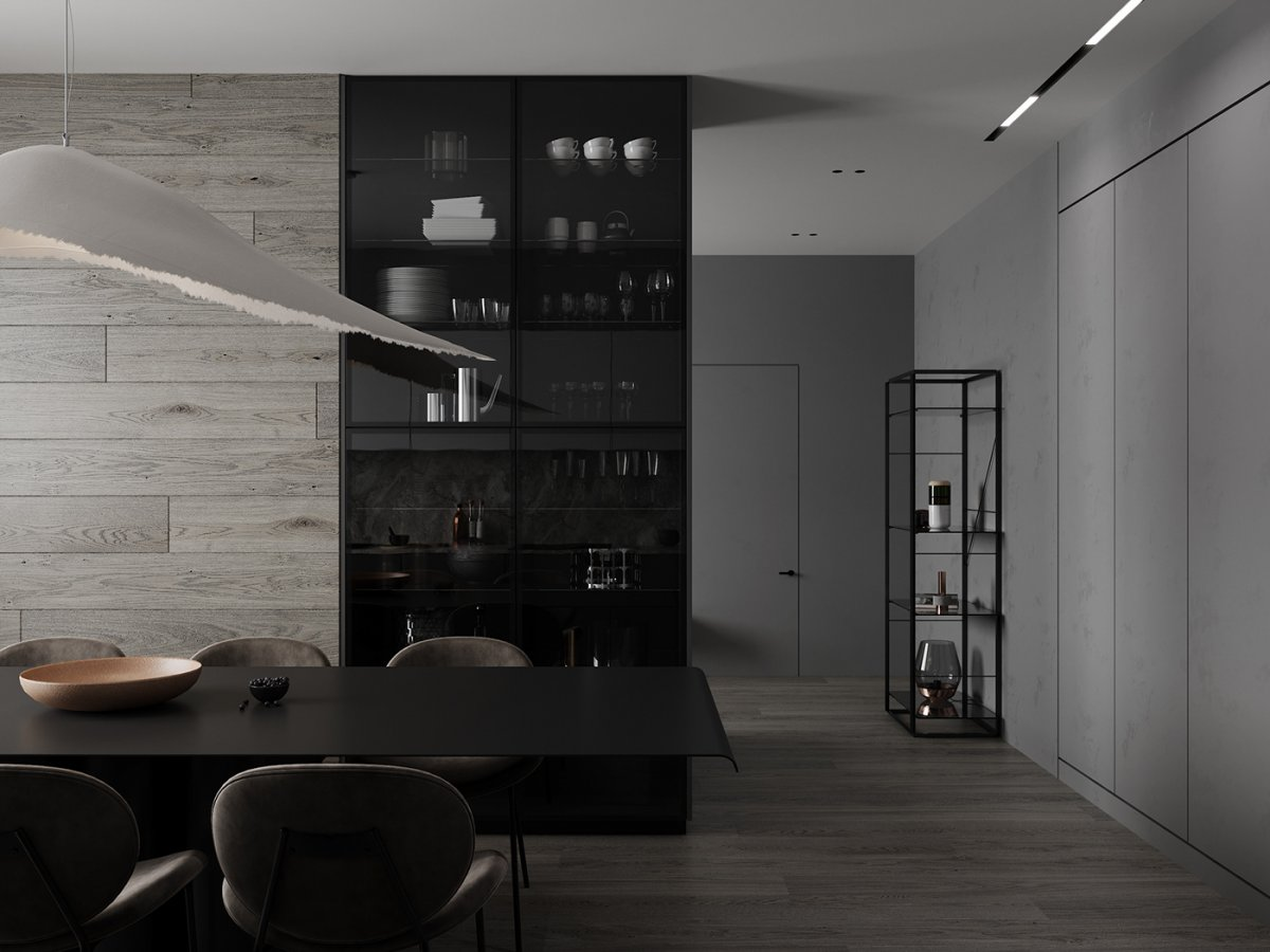 Living & Dining3 Designed By Andrey Sanko