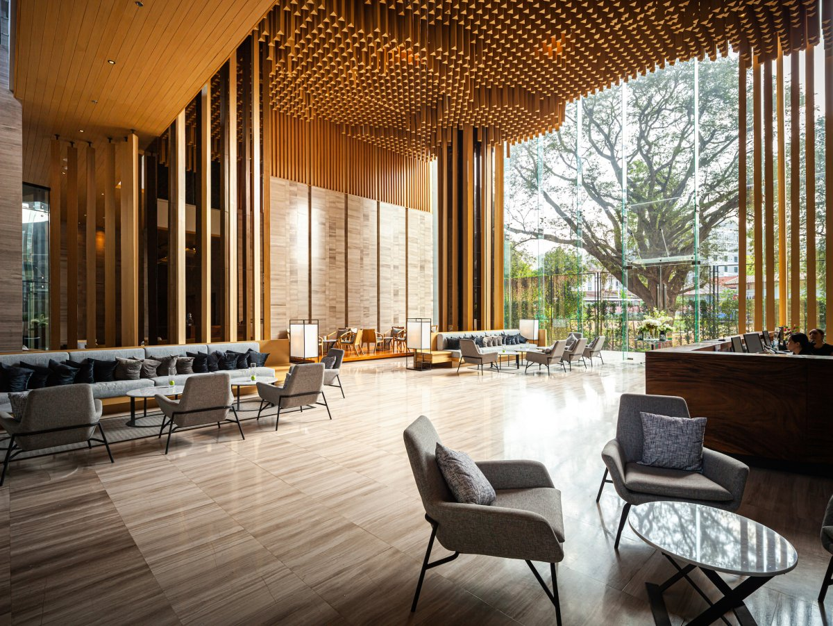 Arize Hotel Designed by IDIN Architects