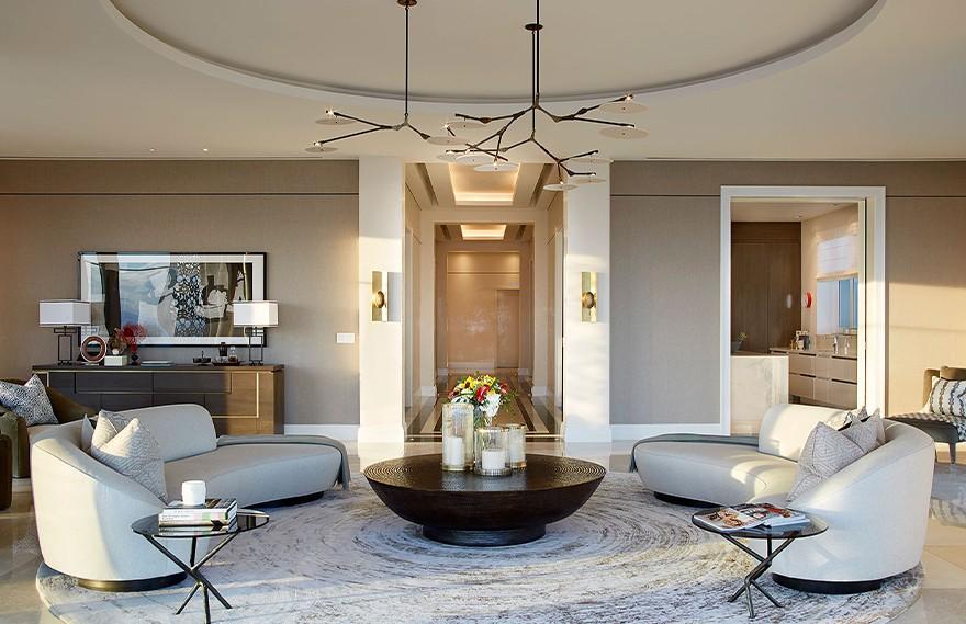 Finchatton | Orchid Apartment , 独特的现代生活空间