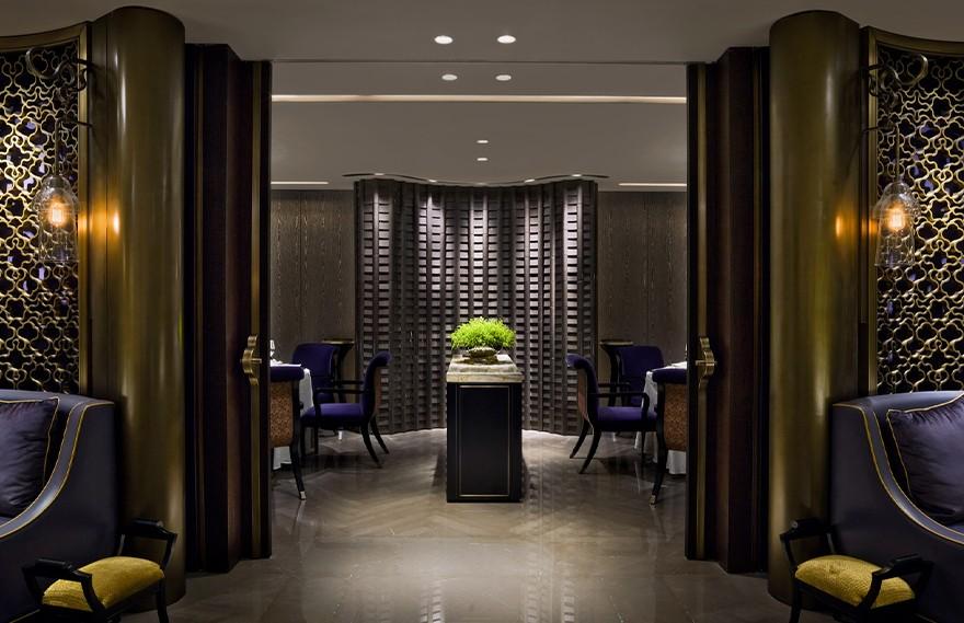 尚宫 , 伊斯坦布尔香格里拉酒店中餐厅