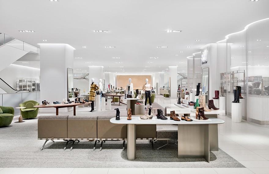 James Carpenter | 纽约中央公园大厦Nordstrom商场