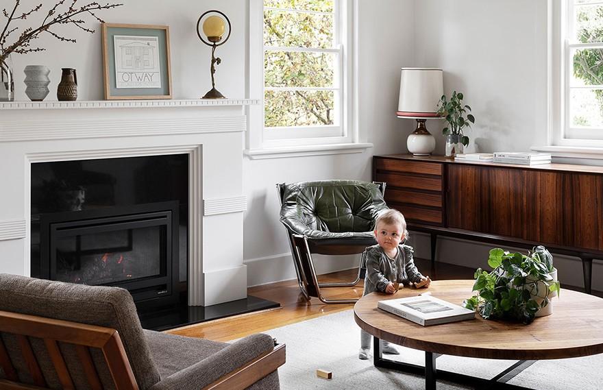 Molecule | Anja De Spa 的家 , 维护历史年代的辉煌