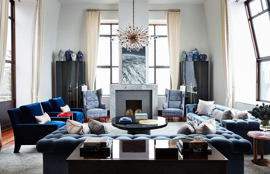 Bennett Leifer | Upper West Side Penthouse