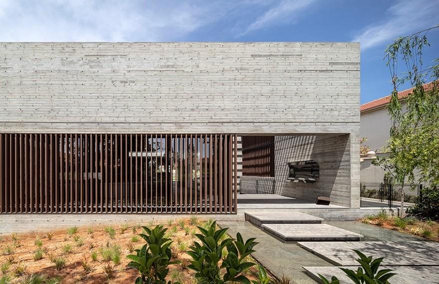 Pitsou Kedem | Z House , 光线明媚的住宅