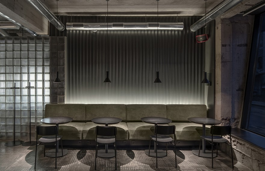 Balbek Bureau | Protagonist Bar , 富有创造力的酒吧