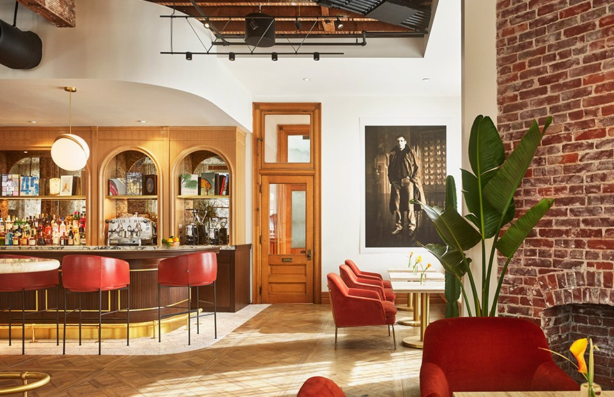 Design Agency | NeueHouse , 现代创新的办公空间