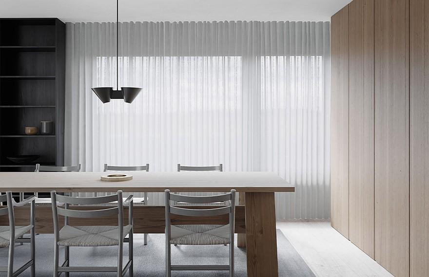 Artem Trigubchak | Meilen Apartment , 极简主义工业风格