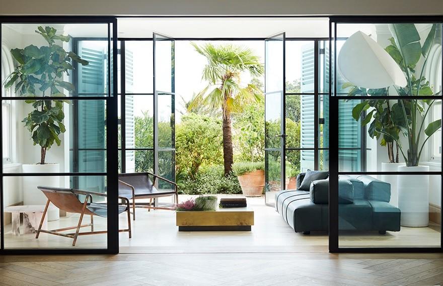 Luigi Rosselli & Alwill   Peppertree House , 设备齐全的豪华住宅