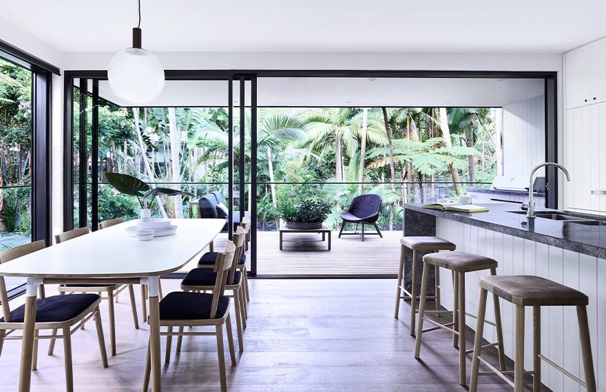 RLC Residence , 当代热带雨林度假住宅