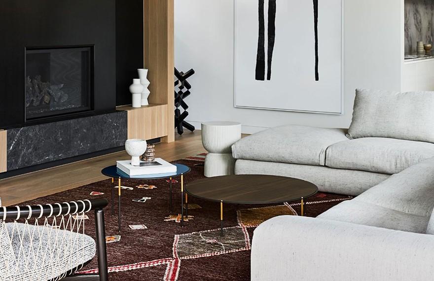 Neil Architecture | Aroona House , 当代温暖特色住宅