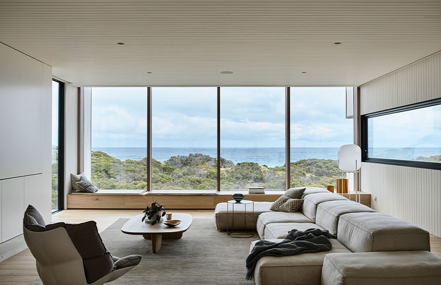 Planned Living | Blairgowrie Ocean Beach House , 漂浮在海洋之上