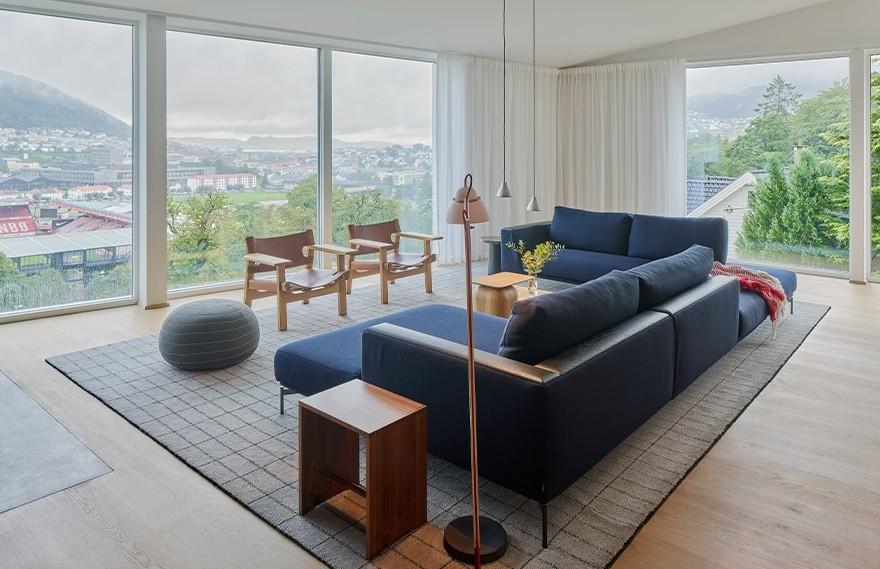 Claesson Koivisto Rune | Villa S+E , 现代明亮的居住空间