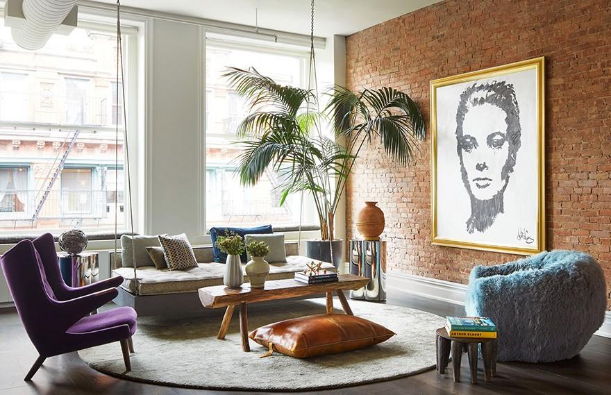 James Huniford | 前谷歌总裁Jason Liebman的家 , 现代宁静时尚的避难所