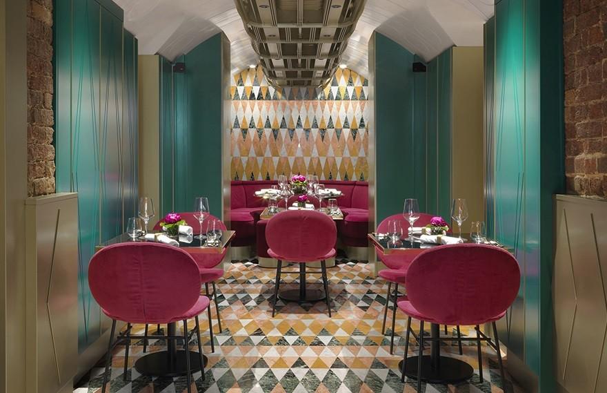 Daniela Colli | VyTA Covent Garden , 奢华雅致的古典风格