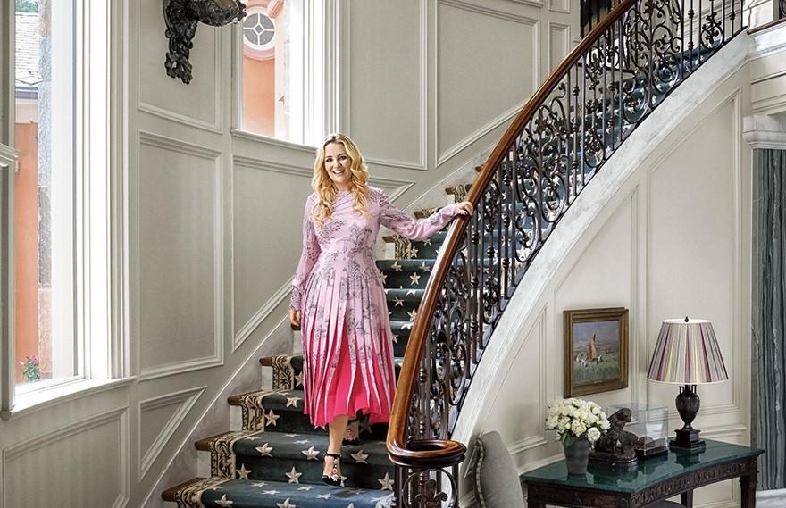 Suzanne Tucker | 美国报业大王Hearst家族的住宅