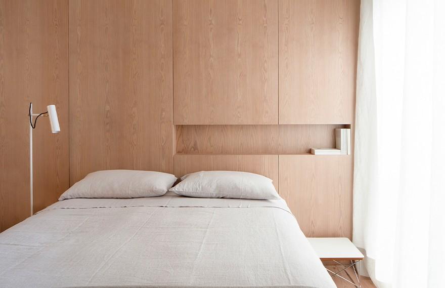 Francesc Rifé | Ana Apartment , 西班牙极简公寓