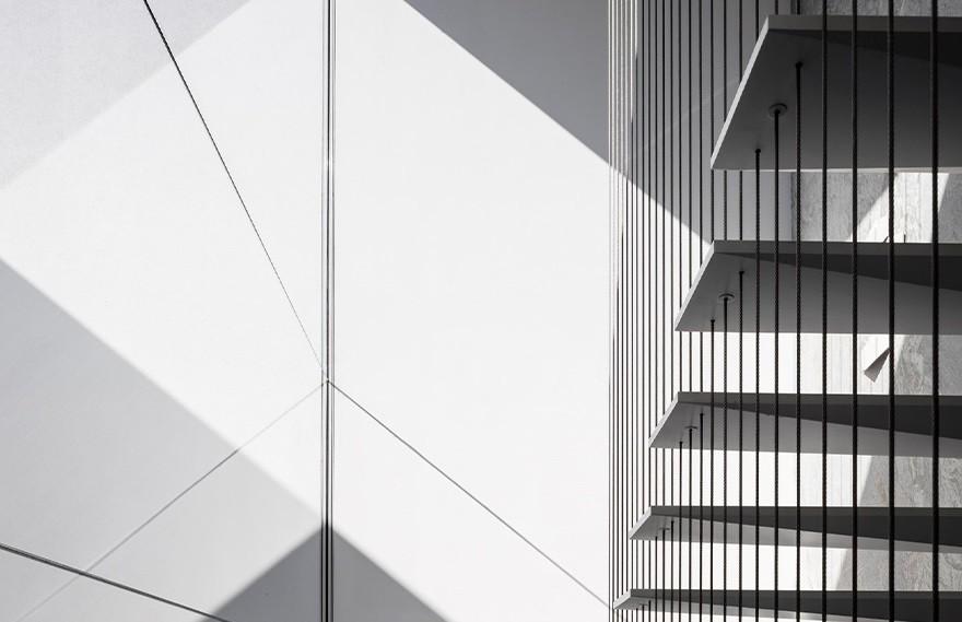 Pitsou Kedem | J House , 独有张力的建筑