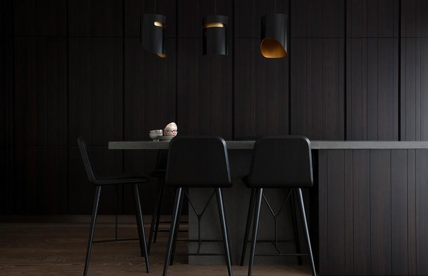 Valérie Rostaing | Antibes Apartment , 平静而精致的氛围