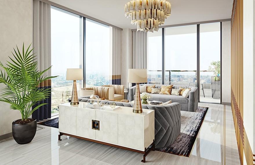 孟买公寓 , 精致伦敦美学与装饰艺术的融合