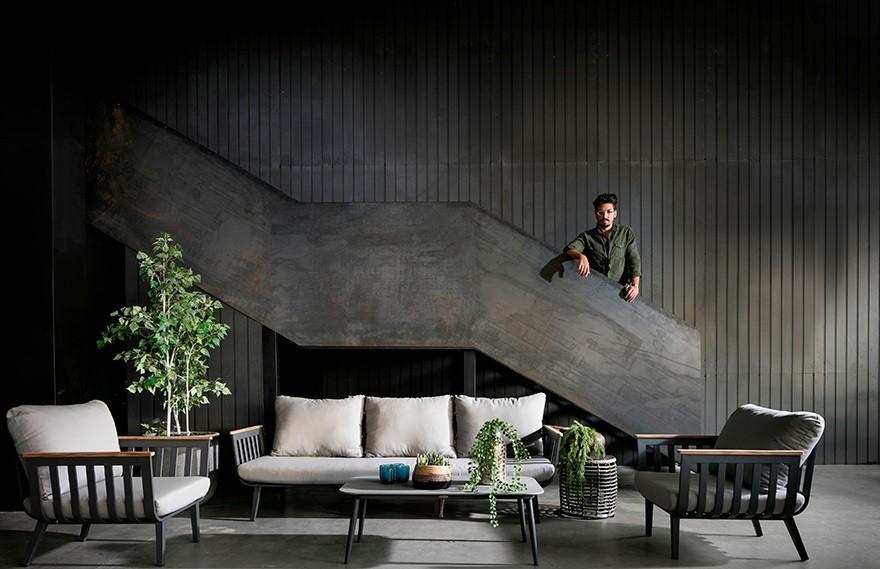 Erez Hyatt | Shviro展厅 , 穿过自然创造不朽的设计