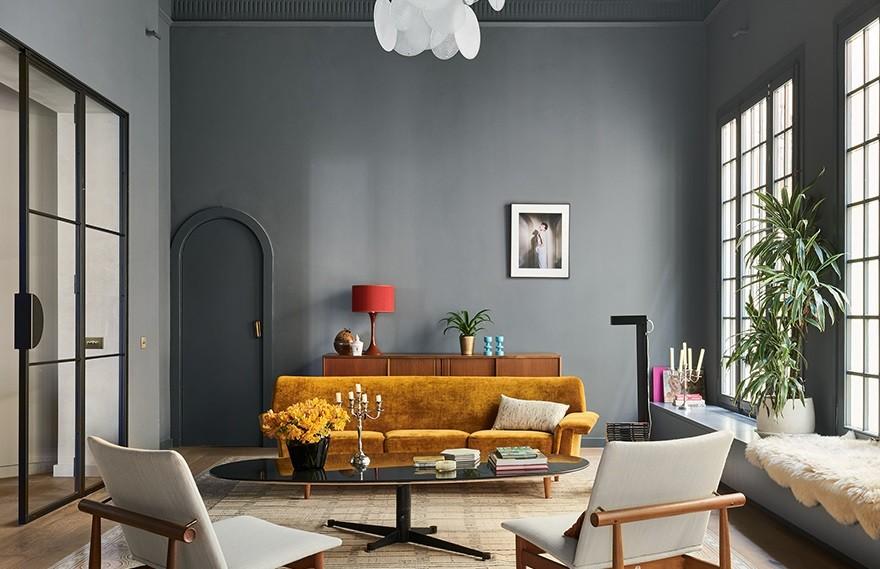 Eugenipons | Casp Apartment , 对现有空间赋予新的功能
