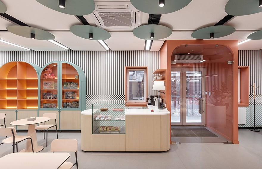 Svoya Studio   Hello Baby Children Center , 独特优雅的设计概念