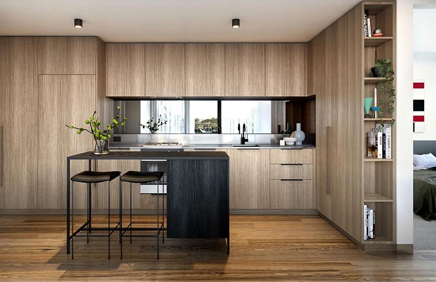 Clare Cousins | Union Street Brunswick , 现代精致的轻奢住宅