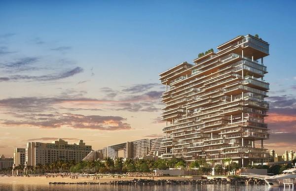 SOMA Architects | One Palm , 迪拜顶级豪宅