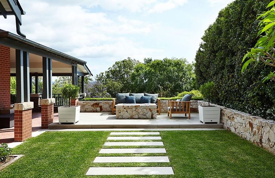 Outdoor Establishments | Melleray Garden , 原生态花园住宅