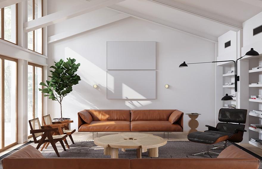 Artem Trigubchak | Cunningham Residence , 新旧之间的完美平衡
