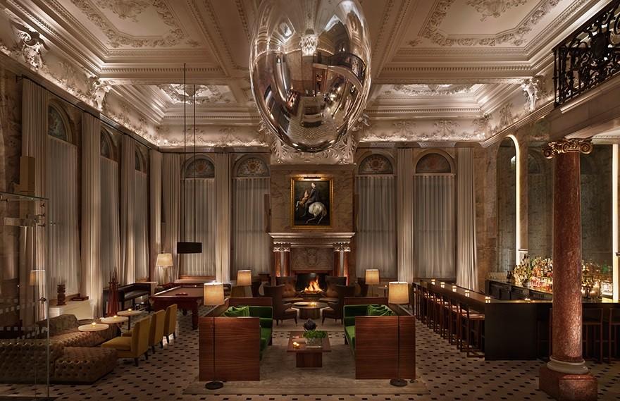 Yabu Pusheberg | 伦敦Edition , 第一家Edition酒店