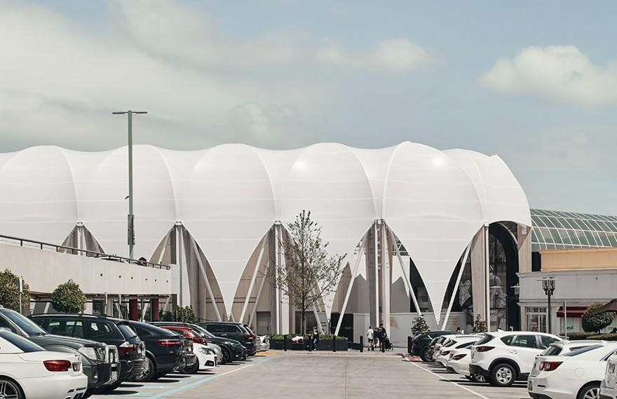 Cera Stribley | Chadstone Link , 高端大气的奢华建筑
