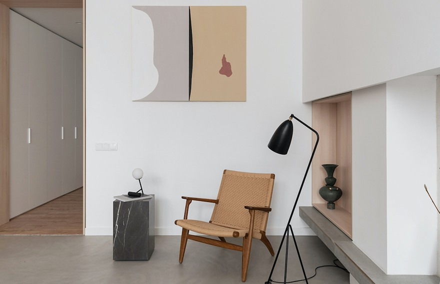 Estudio En Hebra | Casa De La Higuera , 传统工艺的极简主义