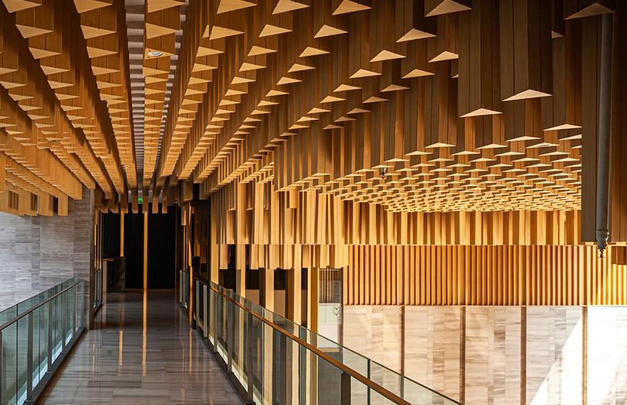 IDIN Architects | Arize Hotel , 侘寂艺术的设计