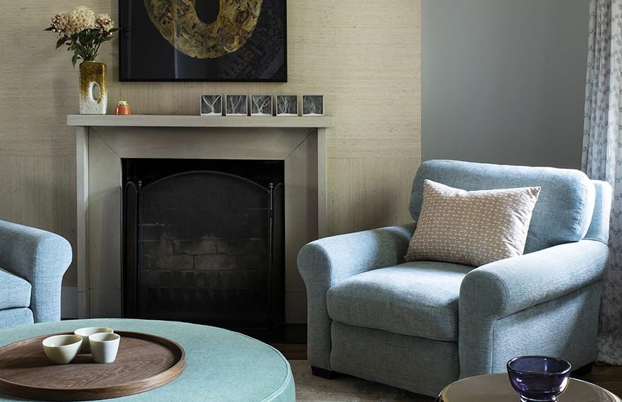 Briony Fitzgerald | Woollahra Terrace , 创造现代艺术的设计元素