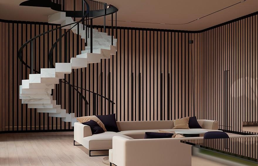 Yuriy Zimenko | Modern House , 新古典主义实用公寓