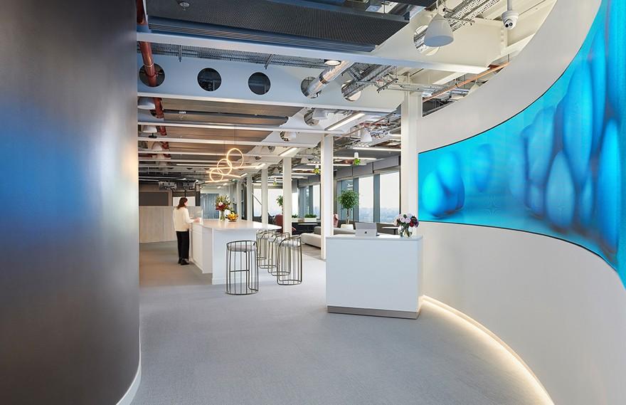 M Moser Associates | Finablr Office , 简约创新办公空间