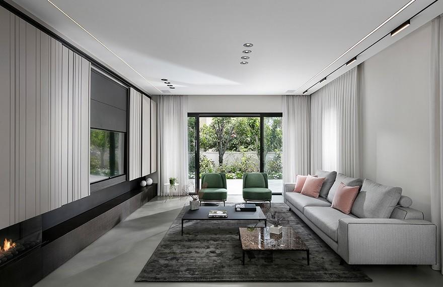Erez Hyatt | Sculpture Apartment , 戏剧性的触感