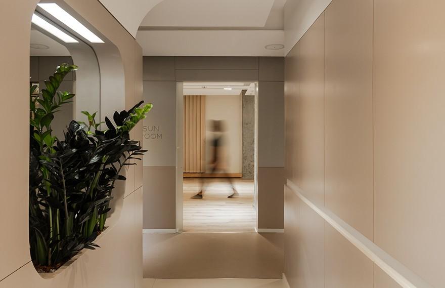 ITG Interiors | Tru3 Yoga Studio , 放松身心的理想避风港