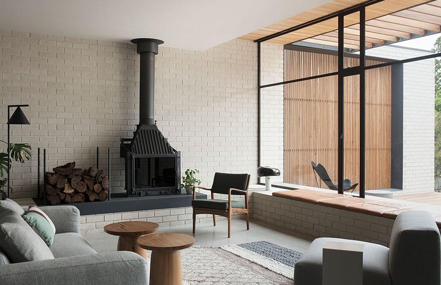 Mick Moloney | Daylesford House , 澳大利亚现代住宅