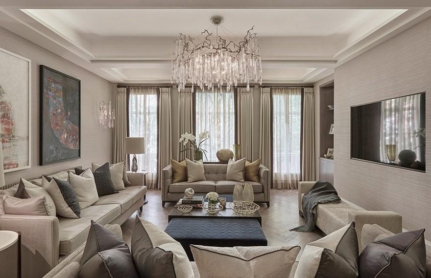 Laura Hammett | 摄政公园公寓 , 新鲜的设计灵感