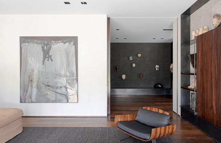 Peter Ivens | Villa D , 比利时现代轻奢住宅